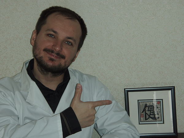 Будаев Роман Васильевич — автор сайта budaev-igla.com.ua